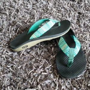 Chaco W7 slip on sandal